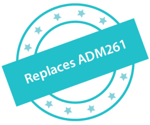 Remplaces ADM261
